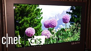 LG's 2018 OLED TVs don't mess with success