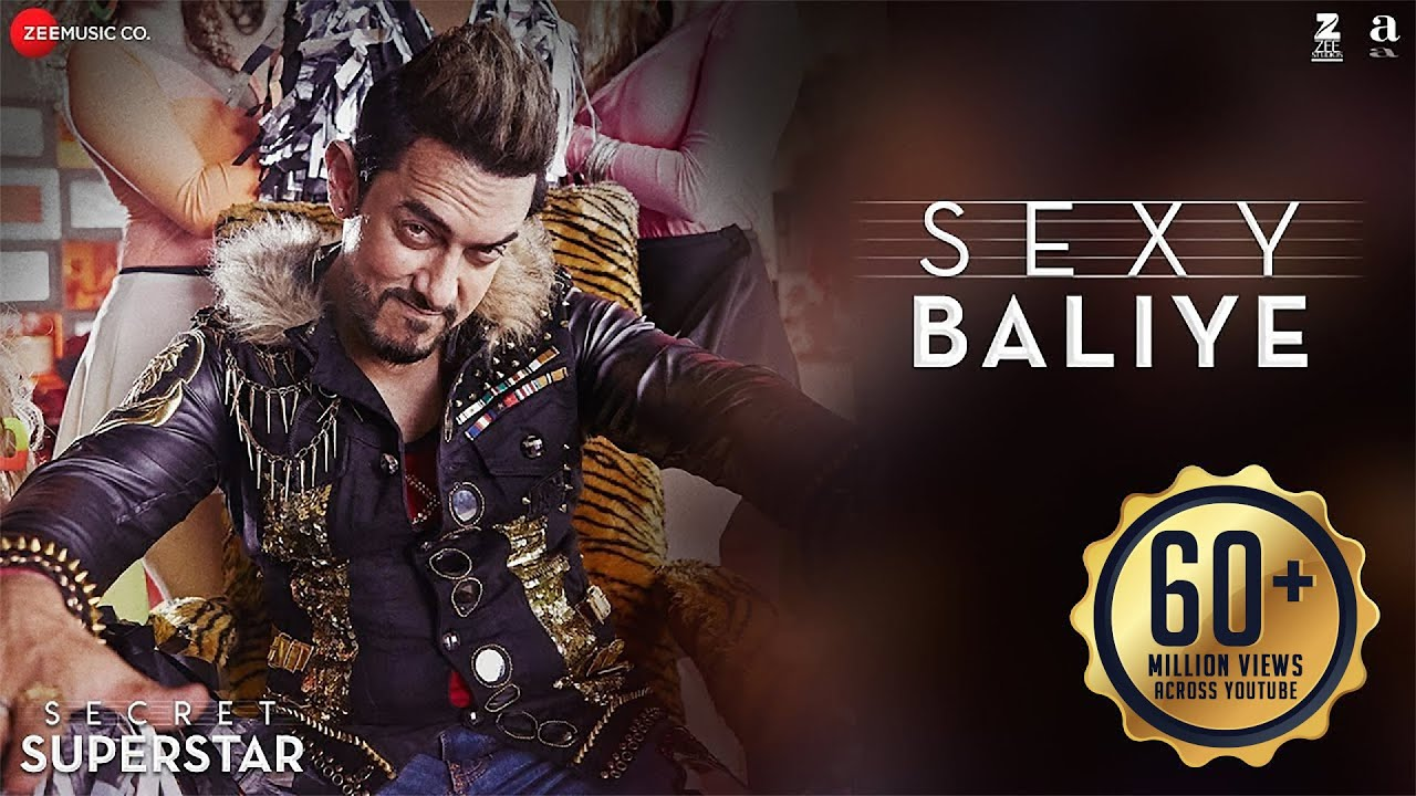Sexy Baliye | Aamir Khan | Zaira Wasim | Amit Trivedi | Mika Singh | Kausar  downoad full Hd Video