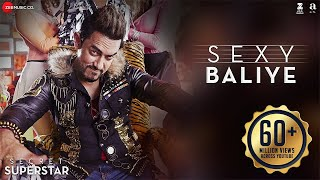 Sexy Baliye Song Lyrics | Secret Superstar | Aamir Khan | Zaira Wasim | Meher Vij | Raj Arjun