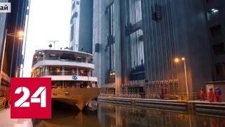 Китай затеял глобальный проект по изменению речной сети