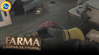 FARMA - Poslednú noc na Farme si asi pamätať nebude! Romana to zasa prehnala s alkoholom