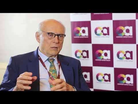 CAF2017 Interview - Eduardo Suplicy (I)