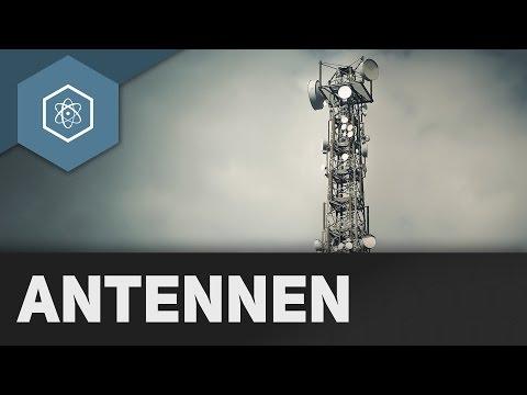 Hertzscher Dipol – Wie funktioniert eine Antenne? ● Gehe auf SIMPLECLUB.DE/GO & werde #EinserSchüler