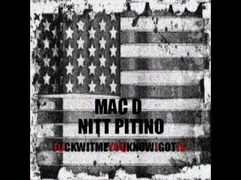 Mac D and Nitt Pitino - fukwitmeyouknoigotit