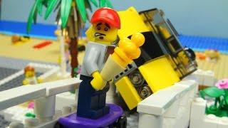 Lego Beach Movie