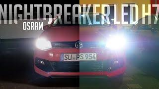 OSRAM Night Breaker LED   erste legale LED Nachrüstung