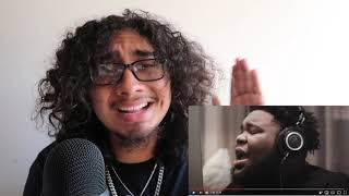 He Even Got Me Singing! | Freestyle by Rod Wave Reaction Video
