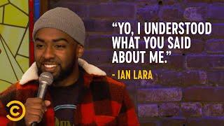 Ian Lara Surprises People with Spanish
