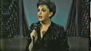 Judy Garland - By Myself (Live 1966)