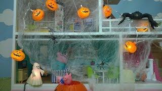 Bajka Świnka Peppa po polsku. 🎃🎃🎃 Halloween 👻👻👻