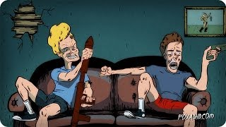 MICHAEL BAY'S BEAVIS & BUTTHEAD
