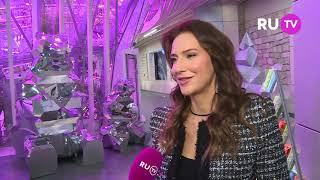 Елена Север с подопечными детьми в новостях на RUTV