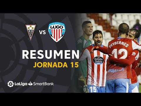Resumen de Albacete BP vs CD Lugo (0-1)
