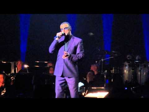 """GEORGE MICHAEL: """"I REMEMBER YOU"""" at Earls Court, London - Sunday,14/10/2012 - SYMPHONICA"""