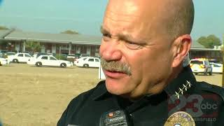 Officials give update on reports of gunman on Arvin High School in Central California