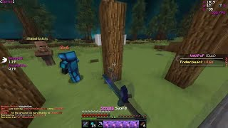 COMBAT LOGGING BAITS FACTION *GREATEST HCF MOMENT* | Minecraft HCF