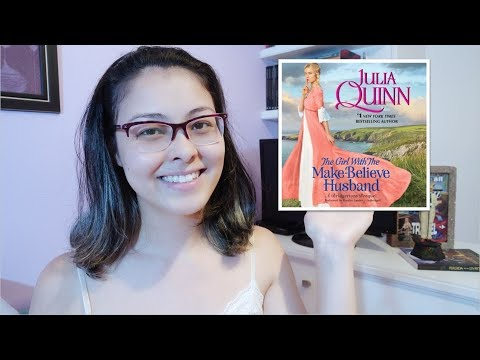 The Girl with the Make-believe Husband - Julia Quinn (Rokesby #2) | Resenha