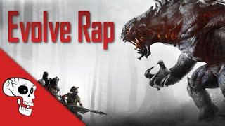"EVOLVE RAP BATTLE - ""Hunters vs. Monsters"" by JT Music"