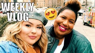 GREAT WEEK UNTIL THE WORST HANGOVER EVER | WEEKLY VLOG