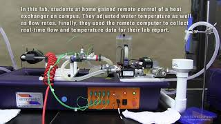 ME Remote-Controlled Lab Goes Live
