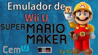 👾 Emulador de Wii U para PC | Super Mario Maker | En Español