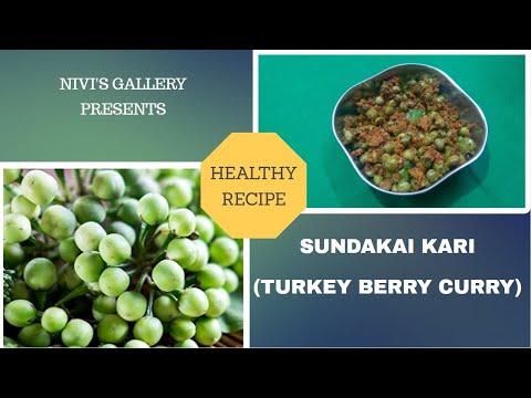 Sundakai Kari (Turkey berry curry) Recipe with Health benefits | Cooking Recipes – NIVI'S GALLERY