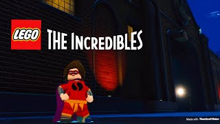 Lego Incredibles - How To Unlock Stratogale  Complete Incredible Builder  Stratogale - Unlocked