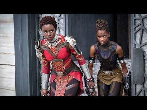 Black Panther Featurette 'The Women of Wakanda'