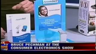 SAN DIEGO - KUSI Features AcceleDent as One of the Best Gadgets at 2014 CES