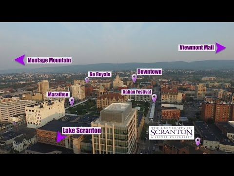 Scranton and the Region YouTube Thumbnail