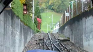 Swiss Mountain Railways: Climb to Mount Rigi - the Rigi Bahn