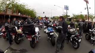 preview picture of video 'Heating up for the GP Run Cranbourne 2012'