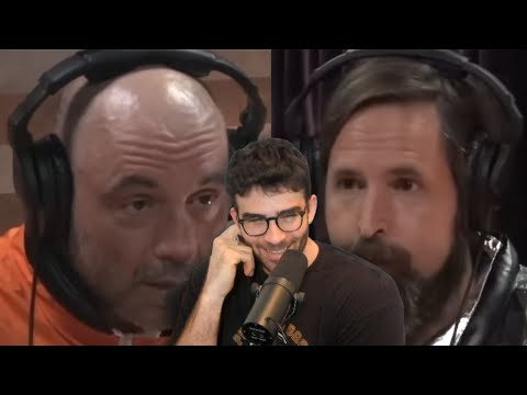 Hasanabi Reacts to Duncan Trussell DUNKING on Ben Shabino on JRE