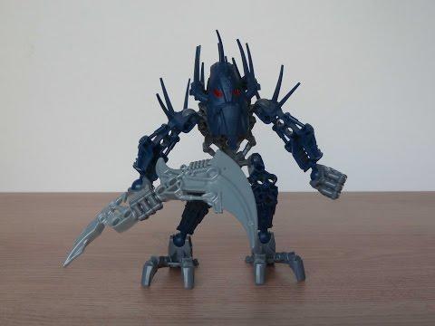 Vidéo LEGO Bionicle 7137 : Pikara