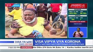 Watu waumia katika shuguli za kugawa msaada Kibera