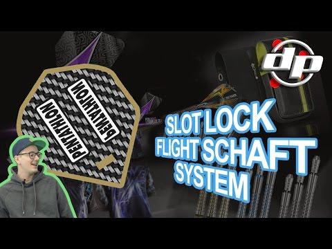 SLOT LOCK - FLIGHT SCHAFT SYSTEM - INFOS & UNBOXING - Deutsch