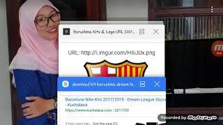 dream league soccer 2019 kits barcelona - TH-Clip