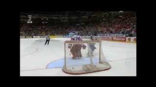 MS 2010 Česko Švédsko Semifinale 3 Třetina- Prodloužení- Nájezdy