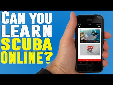 Scuba Diving Course Online: 5 Things you need to know! - YouTube