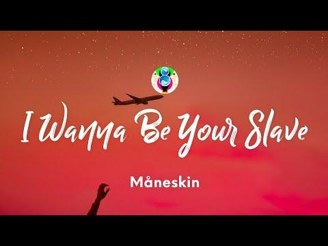 Måneskin - I WANNA BE YOUR SLAVE (Srpski Prevod)