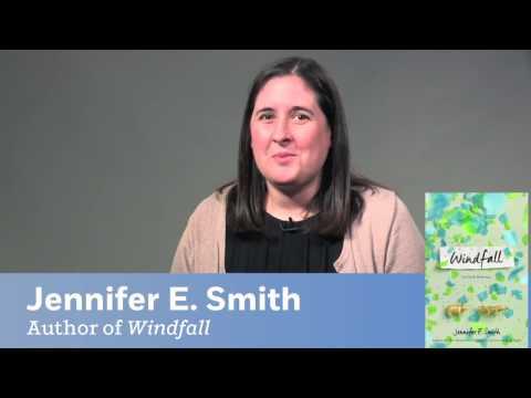 Vidéo de Jennifer E. Smith