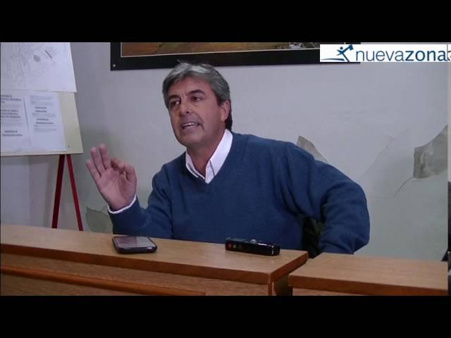 Miguel Heft: «Desde que asumimos, recibimos de Landra todo tipo de calificativos, menos que éramos lindos»