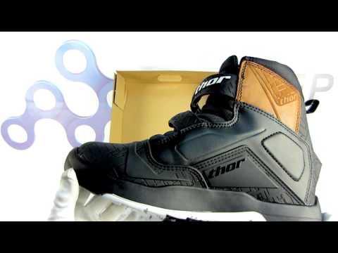 Thor S4 Blitz LS ботинки черные