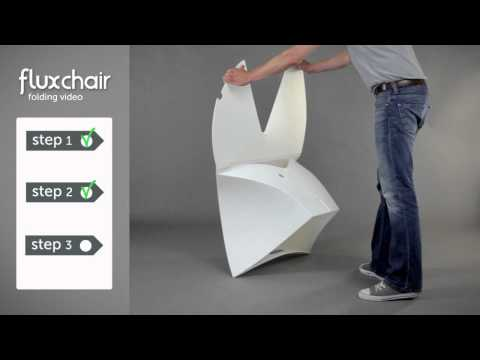 Flux Chair - Aufbauanleitung Englisch