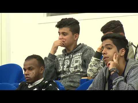 الملتقى الثاني لحراك (ليبيا حلها الشباب)