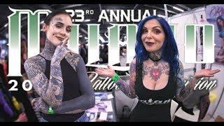 Milano Tattoo Convention 2018   Killer Ink Tattoo