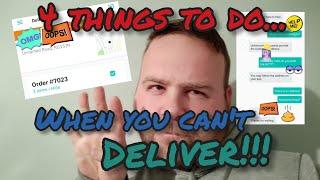 4 Tips When No Address, No Contact Deliveroo!!!