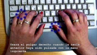 MecaGratis.com - Curso Mecanografía - Lección 2