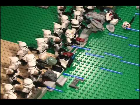 Lego Star Wars Battle Part 1