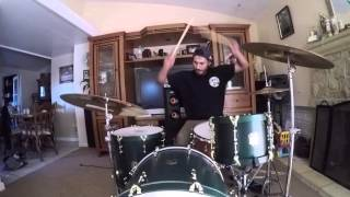 Every Time I Die - A Gentleman's Sport (Drum Cover)